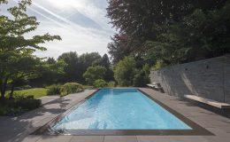 Schwimmbad in Meerbusch von Swim & Sweat Schwimmbad- und Saunatechnik