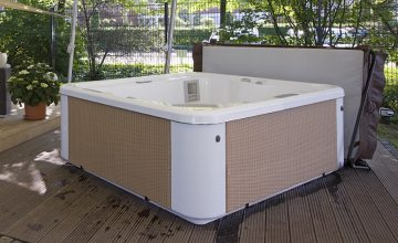 Whirlpool Düsseldorf von Swim & Sweat Schwimmbad- und Saunatechnik