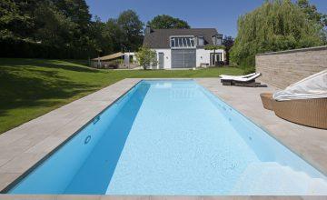 Schwimmbecken von Swim & Sweat Schwimmbad- und Saunatechnik Meerbusch