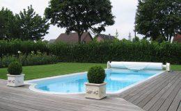 Außenbecken von Swim & Sweat Schwimmbad- und Saunatechnik in Meerbusch