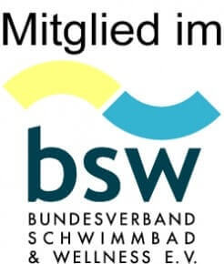 Mitglieds-Logo des Bundesverbandes Schwimmbad & Wellness e.V.